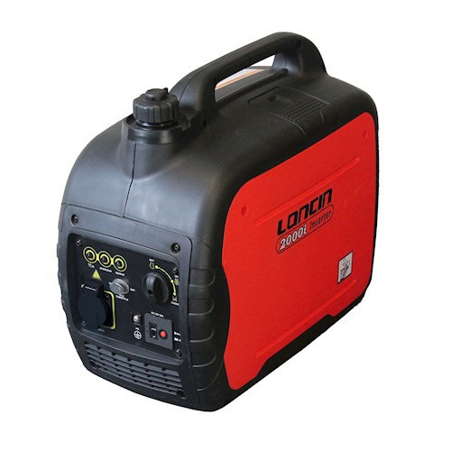 LONCIN 1.6KW [1.8KW MAX] SUITCASE GENERATOR E/START INVERTOR [240V ONLY]