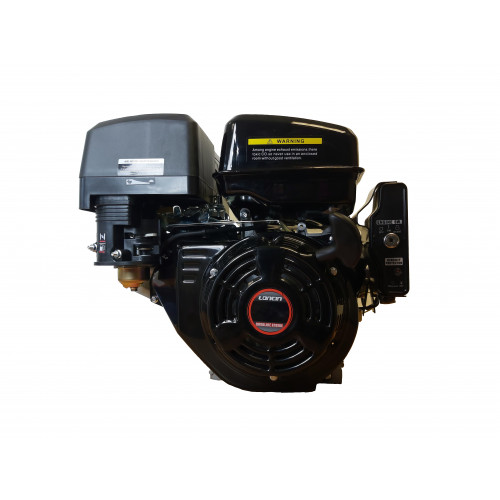 "Loncin G420 Engine Electric Start 1"" Parallel Shaft"