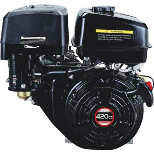 "Loncin G420 F-P 1"" Parallel Shaft Engine Recoil Start"