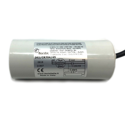 SOFT START CAPACITOR  70UF