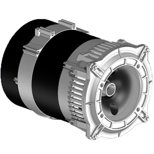 Mecc Alte 7 kVA 2 Pole Generator Unit