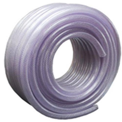 6mm BRAIDED PVC HOSE 30M