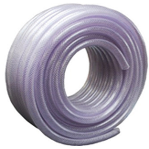 10mm BRAIDED PVC HOSE 30M