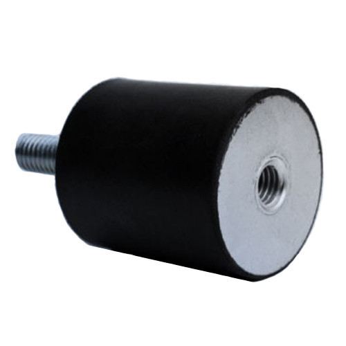 30 x 30mm M8x20 Male-Female Rubber Mounting