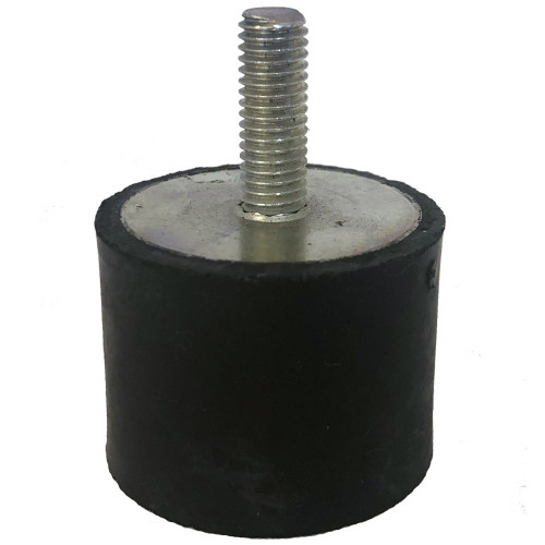 40 x 30mm M8x23 Male-Female Rubber Mounting