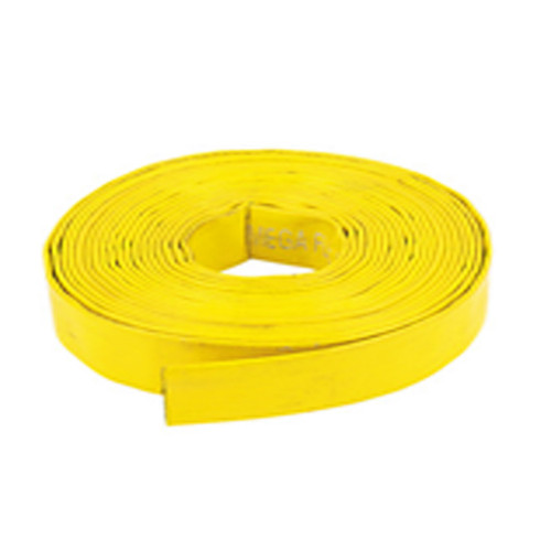 "1"" LAYFLAT 6 BAR (YELLOW) 100M"