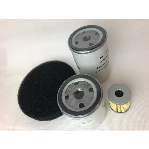 Service Kit For 9LD 625 Lombardini Engines