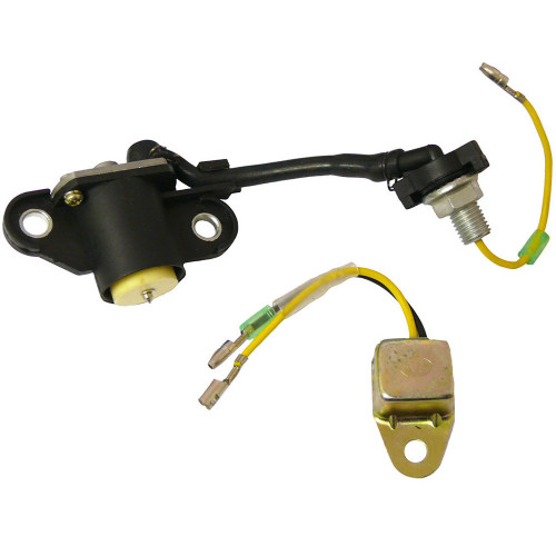 honda oil alert switch