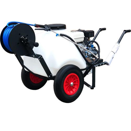 Maxflow Honda Mini Bowser GP200 Engine GB Comet Pump