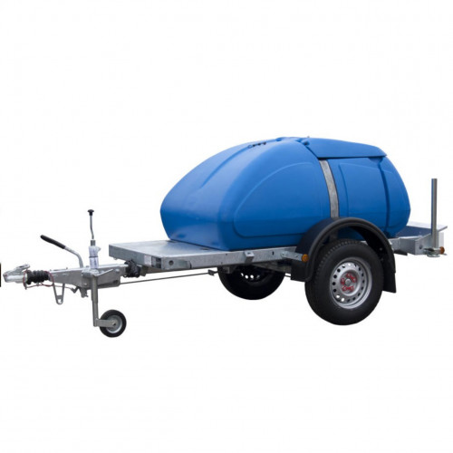 1100LTR BOWSER UNIT ONLY (BLUE)
