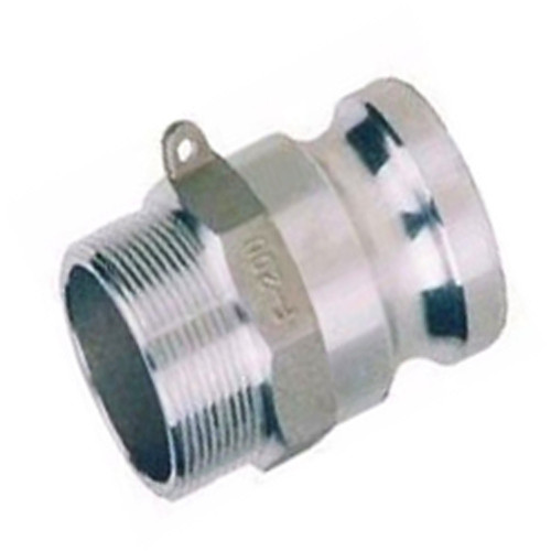 "1"" MALE TREADED CAM COUPLING"