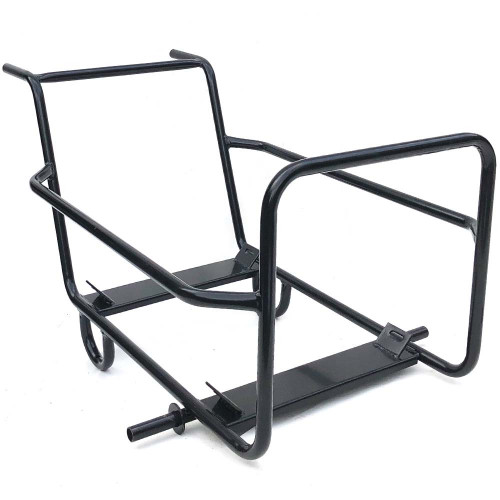 TROLLEY FRAME 25MM [FRAME ONLY] RECOIL W/SHORT AXLES