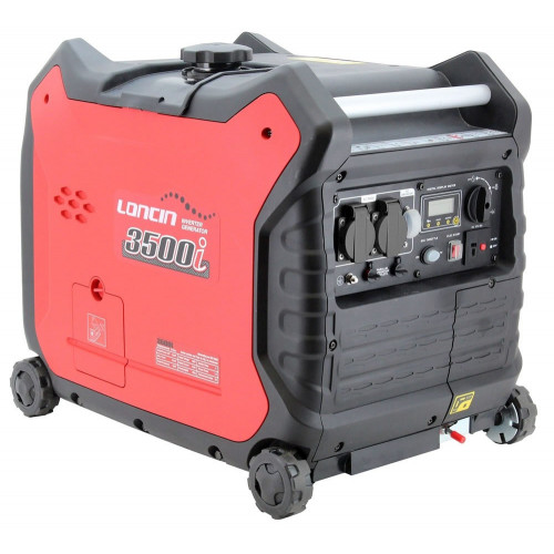 LONCIN 3KW [3.3KW MAX] SUITCASE GENERATOR E/START INVERTOR
