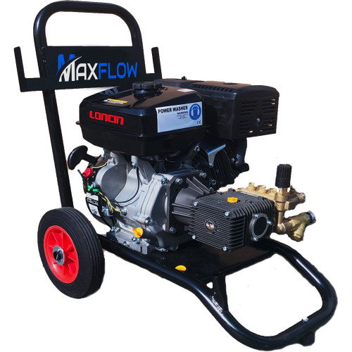 13HP LONCIN, 3000PSI @15LPM, DDRIVE UR FRAME, C/W SUCTION HO