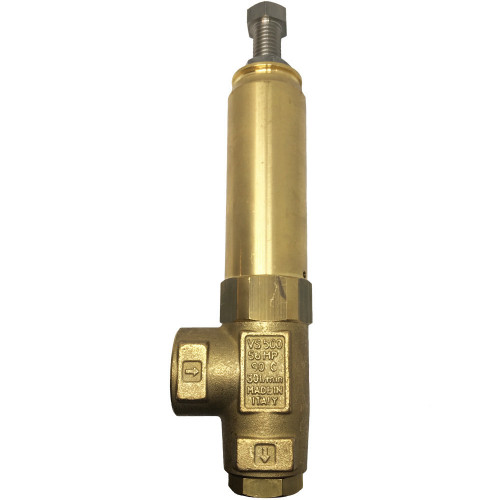 VS 500 SAFETY VALVE 500 BAR @ 80 LPM