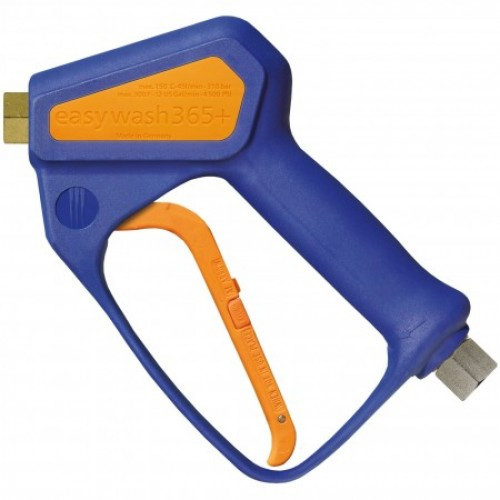 EASYWASH 365 BLUE H/GUN C/W SWIVEL