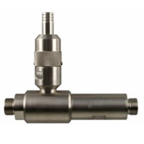 S/STEEL CHEM INJECTOR (LOW MED HI PRESSURE