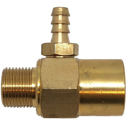 FIXED INJECTOR 2.3  3/8 M/FM