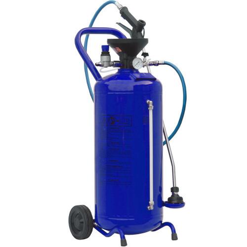pressure tank foamer