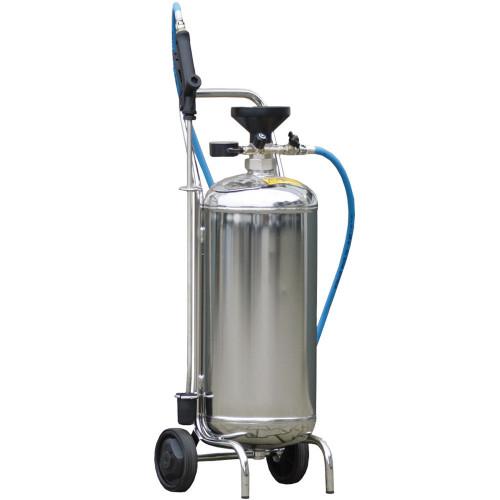 stainless steel pressure tank foamer