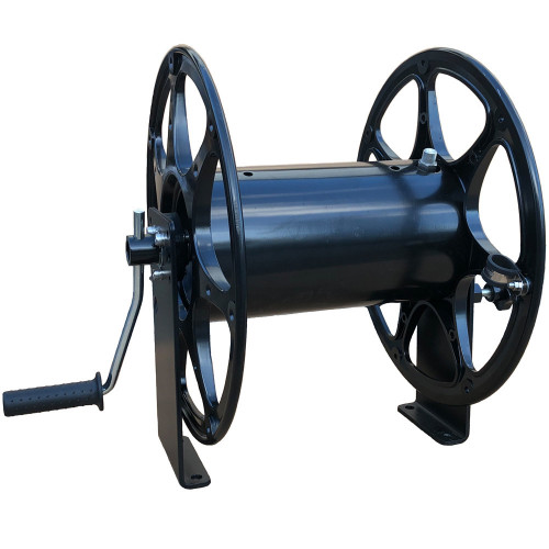 DRIVER 250 BAR HOSE REEL (BLACK) 1/2""