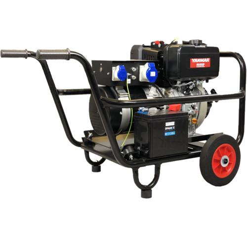 Maxflow 6.0 kVA Yanmar Diesel Generator