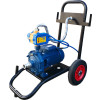 WASH DOWN KIT ON TROLLEY 25M HOSE & NOZZLE